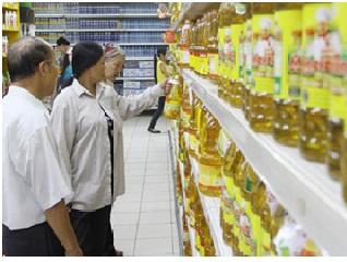 Chính thức áp thuế tự vệ với dầu ăn nhập khẩu